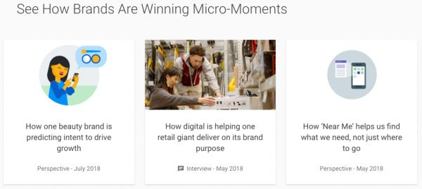 Brand Micro-Moments